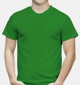 Мужские футболки Премиум класса, все размеры.