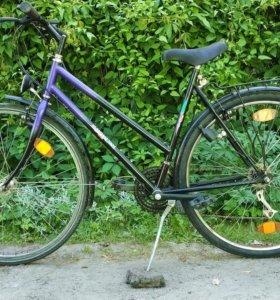 Дорожный женский велосипед Manhatten из Германии