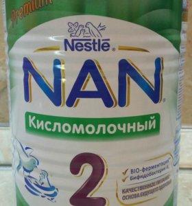 Кисломолочная смесь NAN