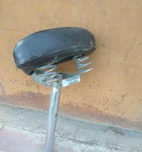 Седло велосипедное