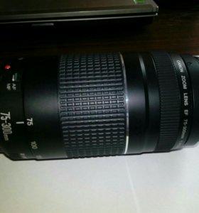 Объектив Canon EF 75-300mm f/1.4-5.6 III