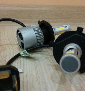 Светодиодные лампы Н4