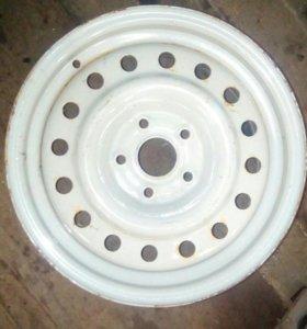 Штампованные диски для ГАЗ 3110 Волга