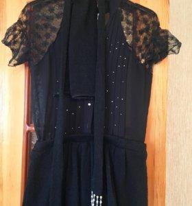 Короткое платье - Туника, очень стильная