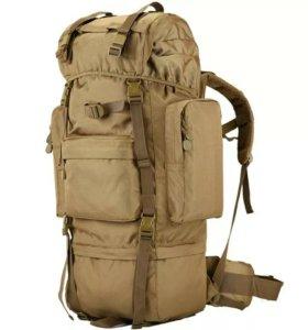 Рюкзак туристический новый на 70 литров