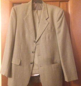 Мужской классический костюм Mishelin