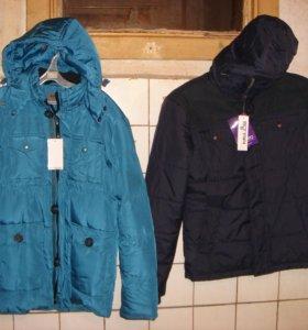 Куртки новые и Б\У