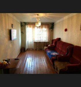Квартира, 3 комнаты, 56 м²