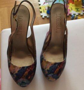 Босоножки туфли Loriblu