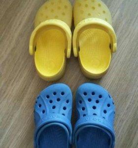 Crocs - летние шлепки