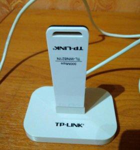 Wi-Fi адаптер. 300Мбит/с