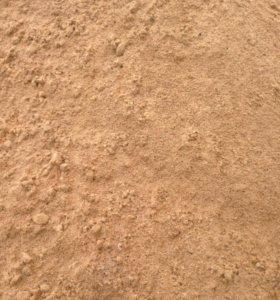 Доставка песка, чернозема