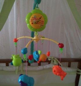 Мобиль детский