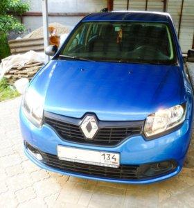 Renault Logan, 2014