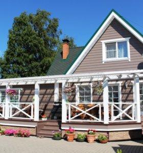 Строим качественные каркасные, деревянные дома