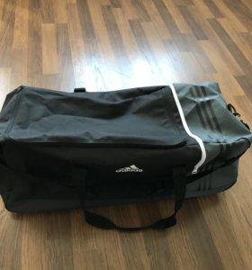 Сумка Adidas большого размера