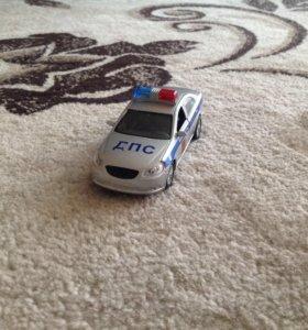 Полицейская машина для детей