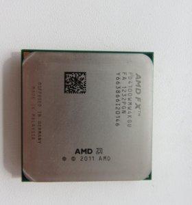 Процессор AMD FX-4100 в отличном состоянии