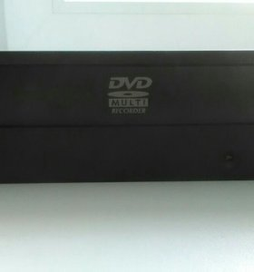 DVD RW пишущий