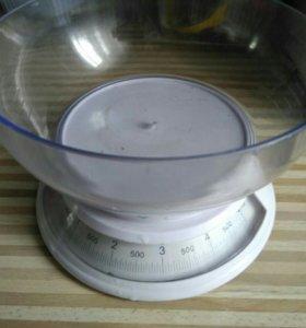Весы пищевые механические