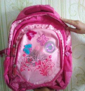 Портфель для девочки,новый