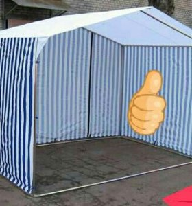 Палатка для продажи