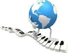 Обучение игре на фортепиано бесплатно
