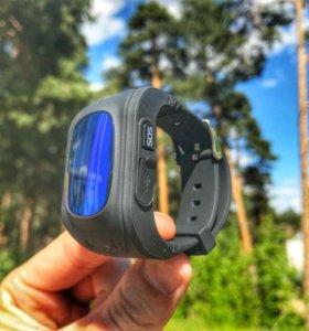 Умные детские GPS часы Smart Baby Watch Q50