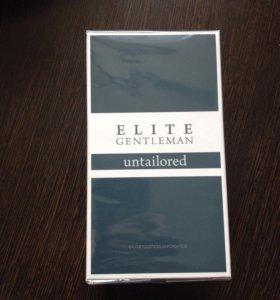 Elite gentleman untailored