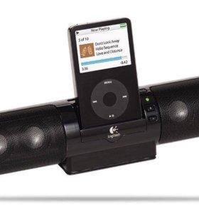 Колонка Logitech s-0218a iPod Speakers