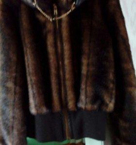 Меховая куртка (полушубок)