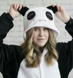 Пижама кигуруми Грустная Панда