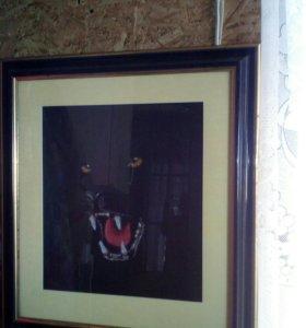 Картина , черная пантера