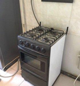 Плита газовая с духовкой