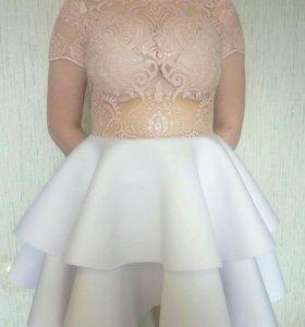 Вечернее платье Новое, не носили р 42-44