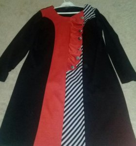 Отличное тёплое платье