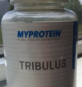 ТРИБУЛУС Myprotein, 100 шт.