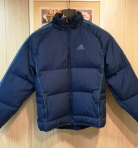 Зимняя куртка ADIDAS, оригинал, 152