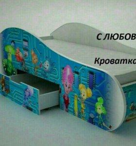 Детские кроватки под заказ