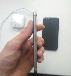 Айфон6 16гб,тач работает