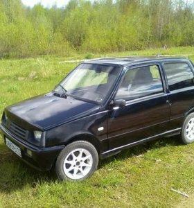 ВАЗ (Lada) 1111 Ока, 2001