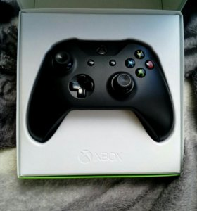 Новый геймпад Xbox One