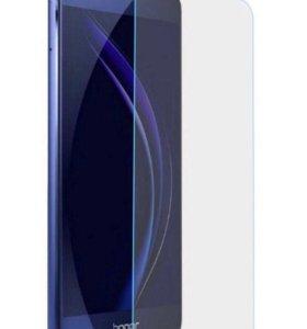🔥 Закаленное стекло Premium на Huawei Honor 8