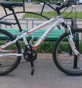Велосипед 24 Jamis производство США.