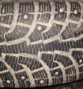 Зимние колёса hankook  i pike rw11 215/65 R16.