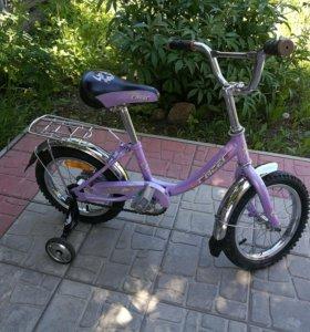 """Велосипед RACER JNIOR 14"""" ( 4-6 лет)"""