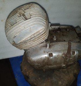 Двигатель cz125