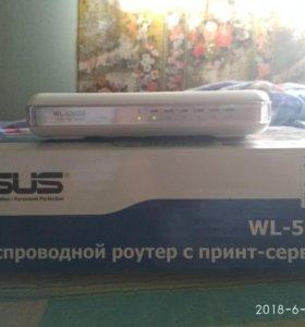 Роутер asus wl-520gu