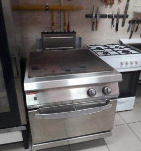 Промышленная газовая плита новая
