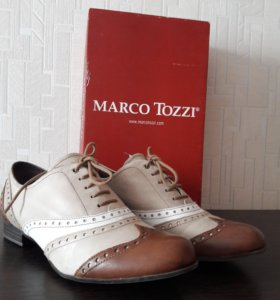Туфли (новые) Marco tozzi